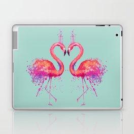 Pink Flamingo Laptop & iPad Skin