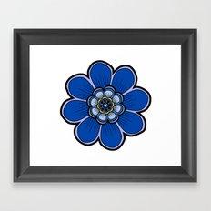 Flower 18 Framed Art Print
