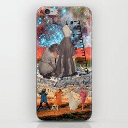 Fashionable Times iPhone Skin