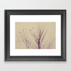 The Purity Of Spring Framed Art Print