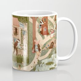 Beatrix's Friends Coffee Mug