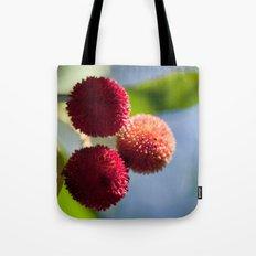 Strawberry tree fruits 8697 Tote Bag