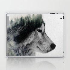Wolf Stare Laptop & iPad Skin