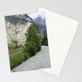 Switzerland Lauterbrunnen Stationery Cards