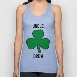 Uncle Drew Kyrie boston basketball Unisex Tank Top