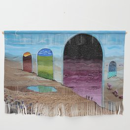 Between Nowhere Wall Hanging