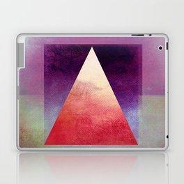 Triangle Composition XI Laptop & iPad Skin