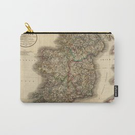Map of Ireland 1799 Carry-All Pouch