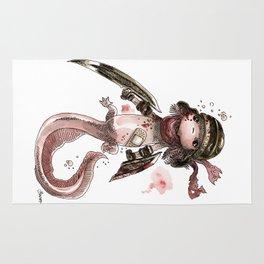 Axolotl Barbare Rug