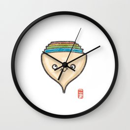 Koma [Special Lucky Toy Box] Wall Clock