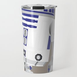 R2-D2 (Vector Art) Travel Mug