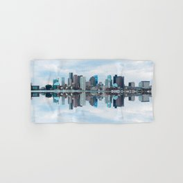 Boston reflection Hand & Bath Towel