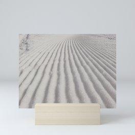 Freshly groomed Mini Art Print