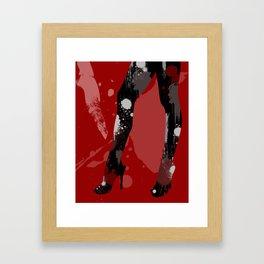 BodyPainted3 Framed Art Print