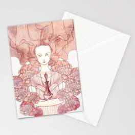 The Coral Witch Stationery Cards