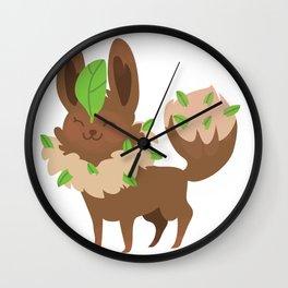 Leafeon Wall Clock