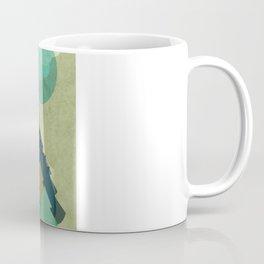 BLUE DINO Coffee Mug