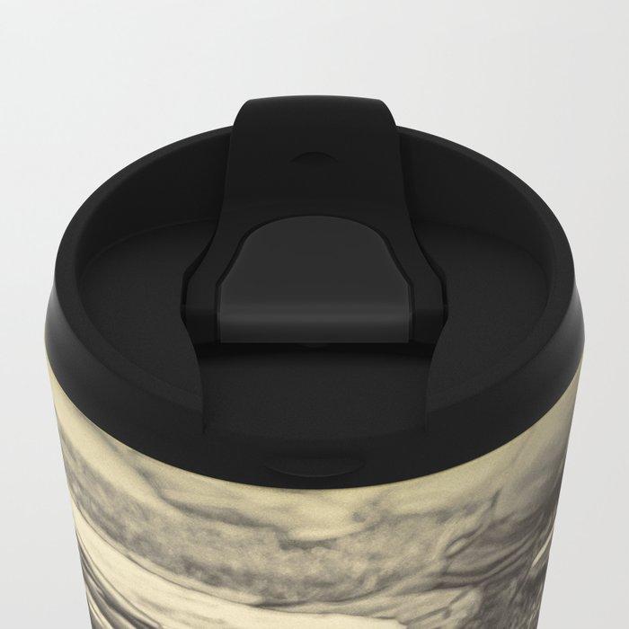 Viking armor Metal Travel Mug
