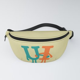 You and I Fanny Pack
