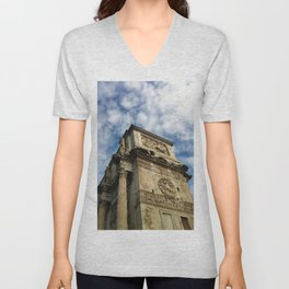 Arch Of Constantine, View 2 Unisex V-Neck