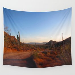 Cactus Drive Wall Tapestry