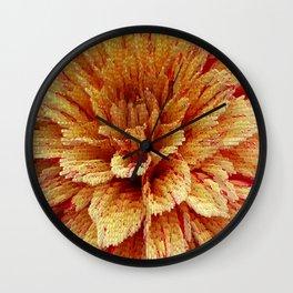 Scandalous Virtue Wall Clock