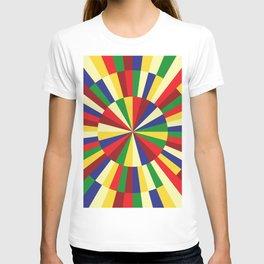 Mediterranean Sun T-shirt