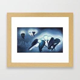 Perpetual Framed Art Print