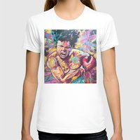 ali T-shirts featuring Ali by somanypossibilities