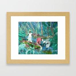 Jamacia  Framed Art Print