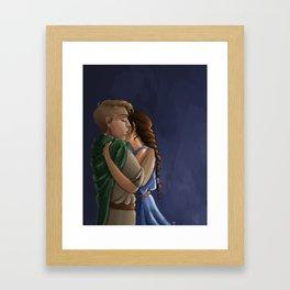Nita Framed Art Print