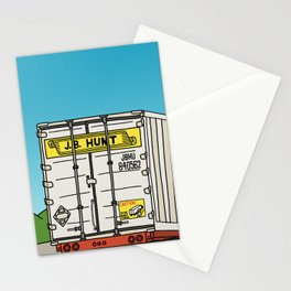 J.B. Hunt Stationery Cards