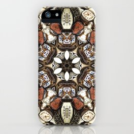 Intricacies of Time iPhone Case