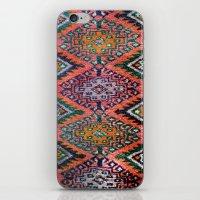 kilim iPhone & iPod Skins featuring Kilim by Selen Atac