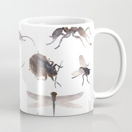 Insects Mix Coffee Mug