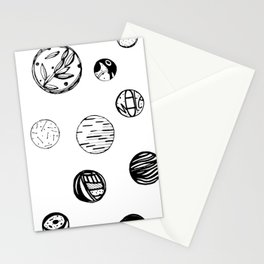 Mote.Sphere.Collection. Stationery Cards