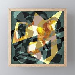 All That Glitters Framed Mini Art Print