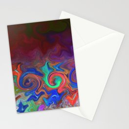 Tuesday Morning Leftovers Stationery Cards