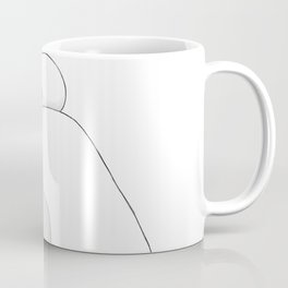 MARSHMALLOW HUG Coffee Mug