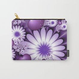 Falling in Love, Fractal Art Carry-All Pouch