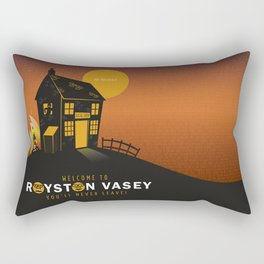 Are you local? Rectangular Pillow