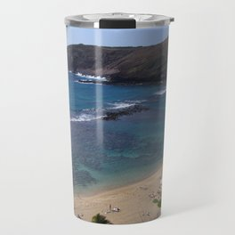 Hanauma Bay Travel Mug