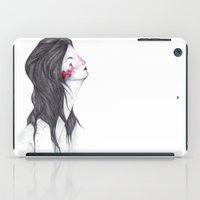 marina iPad Cases featuring Marina. by Marina Guiu