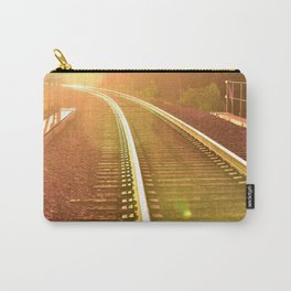 WHERE ARE WE GOING? Carry-All Pouch