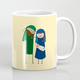 The Christmas Family Coffee Mug