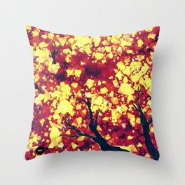 Fall 2 of 2  Throw Pillow