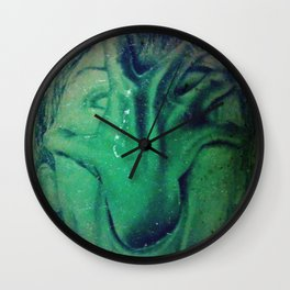 the Hand Wall Clock