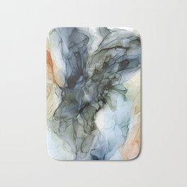 Southwestern Desert Abstract Landscape Inspired Bath Mat