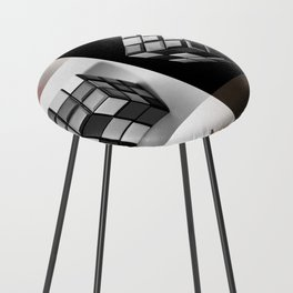 Rubiks Cube Counter Stool
