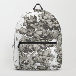 Sylvan Breeze, warm gray Backpack